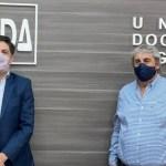 Trotta se reunió con el titular de la UDA y confirmó la convocatoria a paritaria nacional para la semana próxima