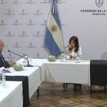 La Bicameral del Congreso Nacional sobre Inteligencia le entregó un informe a Cristina Kirchner y Sergio Massa sobre escuchas ilegales
