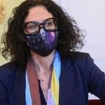 """Cecilia Todesca Bocco: """"vamos a hacer todos los esfuerzos para traer la mayor cantidad de vacunas"""""""
