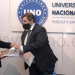 El gobierno del Pueblo de Merlo firmó convenio para el nuevo puente sobre nivel en la estación de Padua de la línea Sarmiento