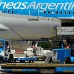 La 3ra partida de vacunas Sputnik V llegó al país en avión de Aerolíneas Argentinas y trajo 20000 dosis para nuestra hermana Bolivia