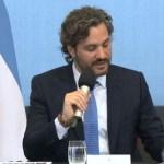 """Santiago Cafiero: """"somos el país que más vacunas aplicó en América Latina"""""""