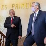 Los presidentes Fernández y López Obrador anunciaron que en abril se distribuirá la vacuna Astra Zeneca en América Latina