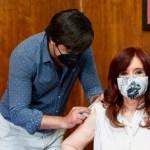 """Cristina Kirchner calificó de """"espectacular"""" la publicación de The Lancet que destacó la eficacia de la vacuna Sputnik V"""
