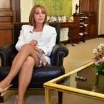 """Alejandra Gils Carbó: """"Detrás de la persecución judicial hay una sola persona, Mauricio Macri"""""""