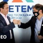 """Gobernador Kicillof: """"Las PYMES son el mejor ejemplo de cómo debe funcionar la industria argentina"""""""
