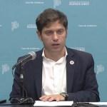 """Gobernador Kicillof: """"Queremos leyes que avancen en equidad y se debatan con participación popular"""""""
