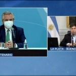 """Gobernadores respaldaron al Gobierno nacional tras el """"fallo"""" en CABA: """"No judicializar la política sanitaria"""""""
