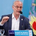 """Ministro Gollan tras el """"fallo"""" de la justicia porteña: """"El problema no son las clases, es la circulación"""""""