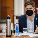 """Gobernador Kicillof: """"La provincia de Buenos Aires acompaña y adhiere a las medidas del Gobierno nacional"""