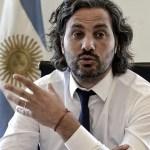 """Santiago Cafiero: """"El fin de semana llegan nuevas dosis de vacunas y seguimos negociando con proveedores para cerrar acuerdos"""""""