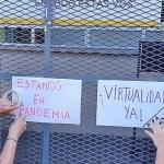 """UTE y Ademys continúan la protesta docente a Larreta: """"Rechazo de la pretendida presencialidad e incumplir el decreto presidencial"""""""