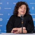 """Ministra Vizzotti: """"Hay que aprovechar estas tres semanas para vacunar a los mayores de 70"""""""