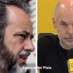 """Eduardo López de UTE firme contra el desacato de Larreta: """"No habrá clases hasta el viernes en la Ciudad si todo sigue igual"""""""