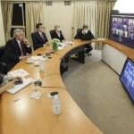 El Presidente Fernández analizó con gobernadores las nuevas medidas a tomar en esta etapa de la pandemia