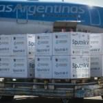 Este jueves regresa al País un nuevo vuelo de Aerolíneas Argentinas con 500 mil dosis de Sputnik V