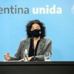 Llegan 2.148.600 vacunas AstraZeneca y Argentina superará los 17,5 millones de vacunas recibidas desde el inicio de la pandemia