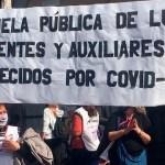 Por la muerte de los trabajadores de la educación a la denuncia contra Larreta ahora piden para investigar a los miembros de la Corte