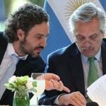 """Santiago Cafiero: """"Mientras Macri nos critica, nosotros seguimos trayendo vacunas para los argentinos"""""""
