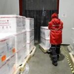Comenzó la distribución en todo el país de 470.400 dosis del componente 1 de vacunas Sputnik V
