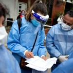 Este miércoles sumaron 79.320 las víctimas fatales y 3.852.156 los infectados por coronavirus en Argentina. Reporte del ministerio de Salud