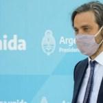 """Santiago Cafiero: """"El compromiso del FdT es insistir con un modelo de producción y empleo con salarios que le ganen a los precios"""""""