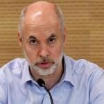 """Ministro Trotta sobre las clases en CABA: """"Rodríguez Larreta eligió violentar de forma irresponsable una estrategia común"""""""