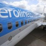 Viaja el primero de los dos vuelos de Aerolíneas que traerán al país dos millones de vacunas Sinopharm desde China