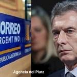 La Justicia decretó la quiebra del Correo Argentino S.A., una empresa del Grupo Macri
