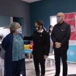 """Gobernador Kicillof: """"La campaña de vacunación va dando frutos en su avance"""""""