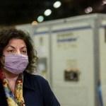 Ministra Vizzotti: «Muy pronto la Argentina va a estar cerca de 40 millones de dosis y la primavera será con más alivio»