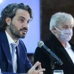 """Santiago Cafiero: """"En Argentina no hay espacio para la trata ni para la explotación laboral"""""""