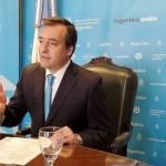 """Ministro Soria: """"Espero que la Justicia actúe y condene a los responsables de haber armado la Mesa Judicial"""""""