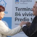 Presidente Fernández con fuertes críticas a Santilli, Vidal y Manes: «Para ellos la política es un acto de marketing»