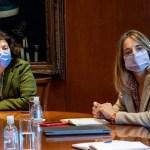 Cecilia Nicolini: «En agosto contaremos con más de 3 millones de segundas dosis de Vacuna Sputnik V»