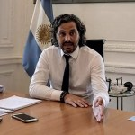 Santiago Cafiero: «En agosto vamos a cubrir a la gran mayoría con la segunda dosis»