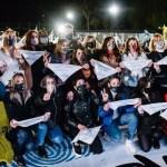Gran «Plenario de Mujeres del Frente de Todos en Merlo» junto al intendente Gustavo Menéndez