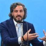 """Santiago Cafiero: """"El discurso del odio daña la democracia"""""""