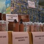 Un juez de Argentina requirió a Bolivia documentación sobre el «contrabando agravado» de armas durante el gobierno de Macri