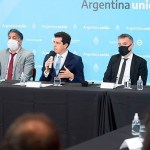 «Wado» de Pedro encabezó el compromiso que Gobierno y medios asumieron contra la difusión de contenidos falsos en las PASO