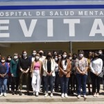 Noe Correa reinauguró el Hospital de Salud Mental Evita