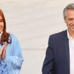 Alberto y Cristina llamaron a movilizarse en las plazas el 17 de Octubre
