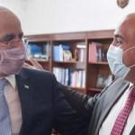 Manzur junto a Taiana analizaron la agenda del Ministerio de Defensa