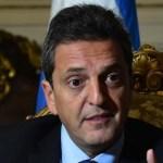 Sergio Massa: «El Gobierno convocará a la oposición, a los empresarios y a trabajadores para acordar diez políticas de Estado»