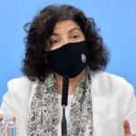 Ministra Vizzotti: «La tercera dosis está pensada y tenemos estipulado tener esas dosis durante el primer semestre de 2022»