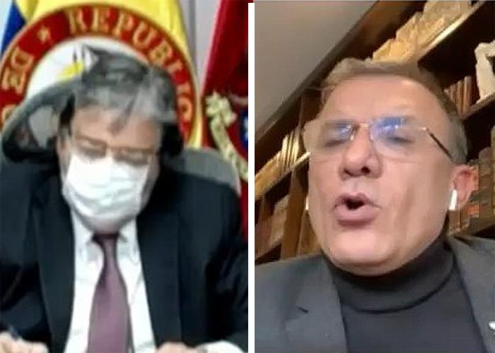 Usted Ministro de Defensa ocultó la muerte de 36 niños: Roy Barreras