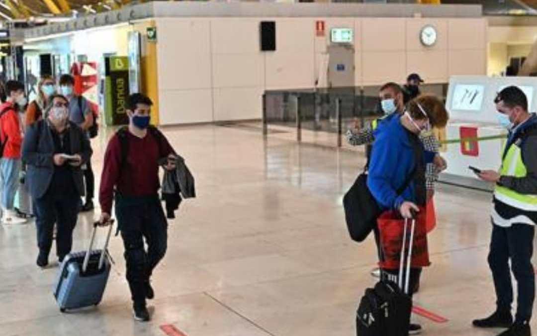 Por «chimbos y tramposos» España cerró las puertas a los colombianos a su país