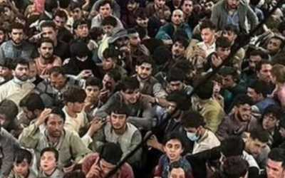A bases militares y no a ciudades colombianas serán llevados refugiados afganos que venían país