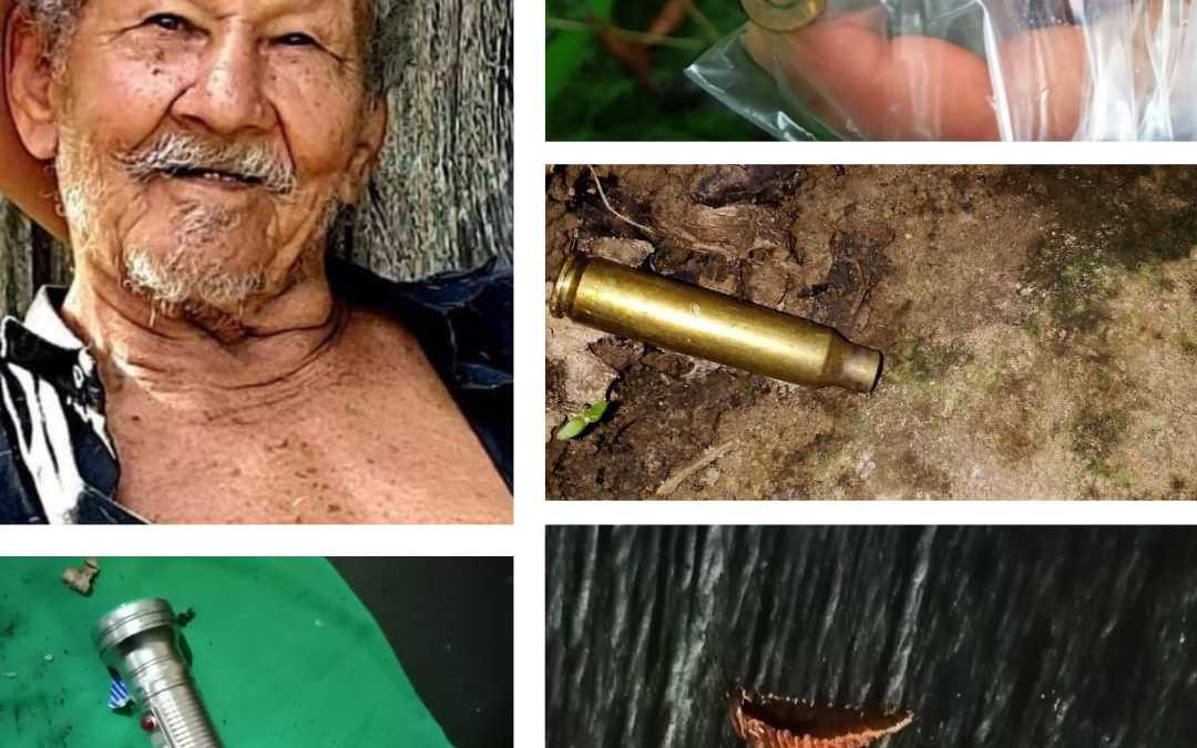Marcos Chanaga con 81 años de edad y una discapacidad murió a manos de un soldado en Arauca. Un falso positivo?