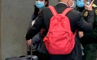 Exmintic Abudinen se va del país, no tuvo70 mil razones para quedarse en Colombia!